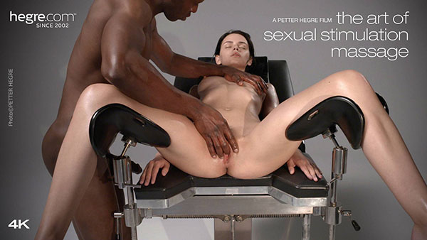 "Ariel ""The Art of Sexual Stimulation Massage"""