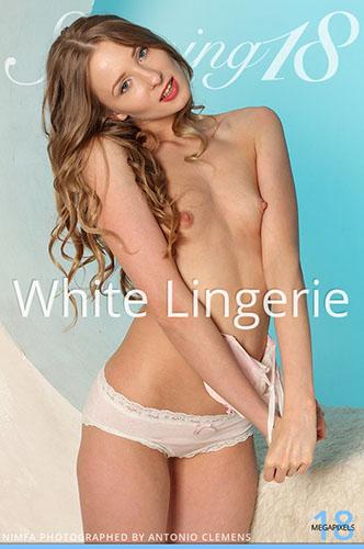 """Nimfa """"White Lingerie"""""""