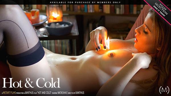 """Natasha E """"Hot & Cold"""""""