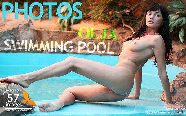 """Olja """"Swimming Pool"""""""