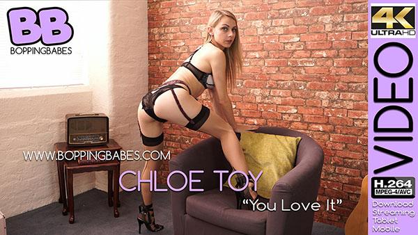 "Chloe Toy ""You Love It"""