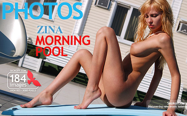 "Zina ""Morning Pool"""