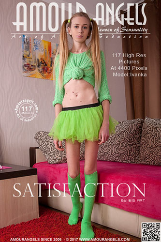 "Ivanka ""Satisfaction"""