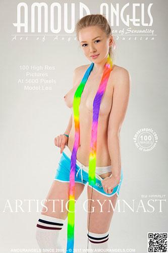 "Lea ""Artistic Gymnast"""