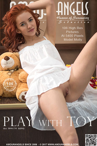 "Molly ""Play With Toy"""
