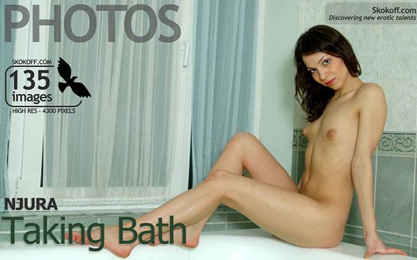 """Njura """"Taking Bath"""""""