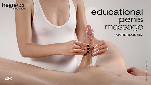 Educational Penis Massage
