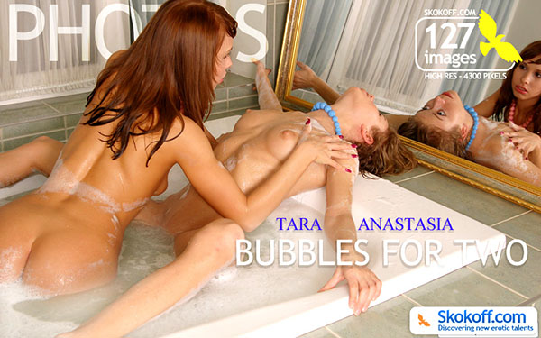 "Tara & Anastasia ""Bubbles For Two"""
