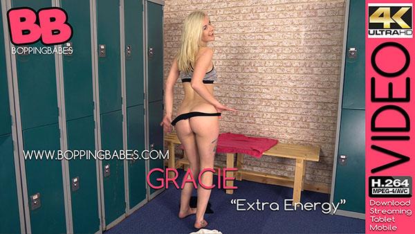 """Gracie """"Extra Energy"""""""