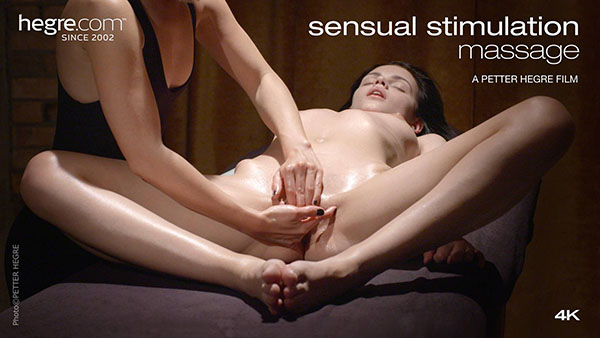 "Ariel ""Sensual Stimulation Massage"""