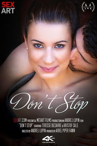 "Teresse Bizzarre & Kristof Cale ""Don't Stop"""