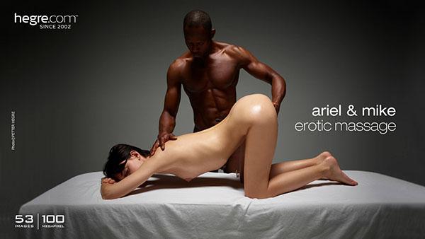 "Ariel & Mike ""Erotic Massage"""