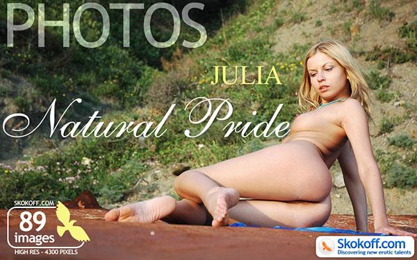 """Julia """"Natural Pride"""""""