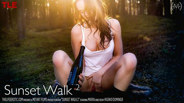 "Maria Z ""Sunset Walk 2"""