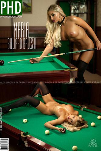 "Maria ""Billiard Balls 2"""