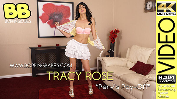 """Tracy Rose """"Perv's Pay Off"""""""