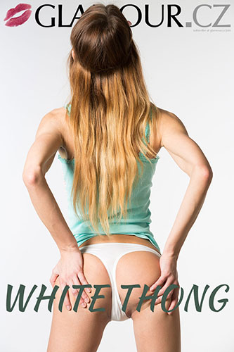 "Alice ""White Thong"""