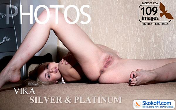 "Vika ""Silver & Platinum"""