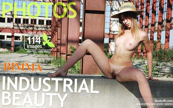 "Rimma ""Industrial Beauty"""