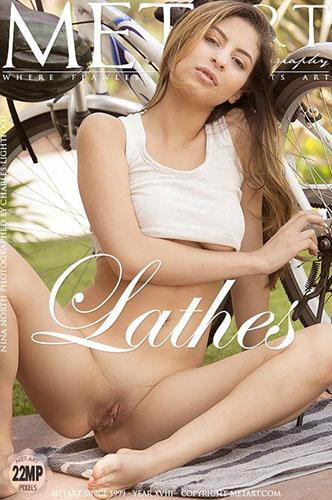 """Nina North """"Lathes"""""""