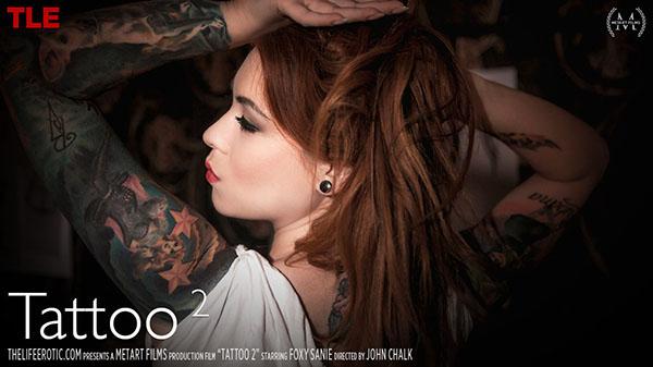 """Foxy Sanie """"Tattoo 2"""""""