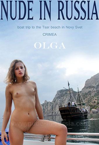 """Olga W """"Novy Svet"""""""