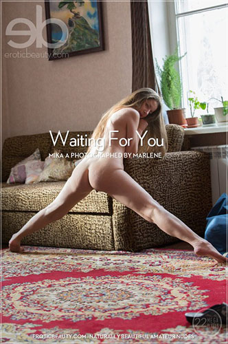"""Mika A """"Waiting For You"""""""