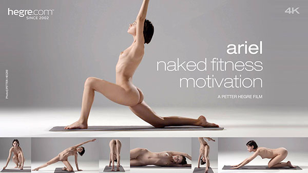 "Ariel ""Naked Fitness Motivation"""