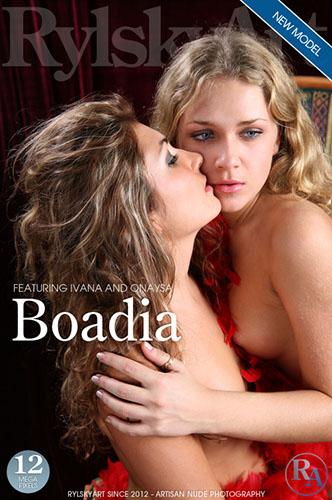 """Ivana & Onaysa """"Boadia"""""""