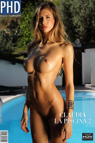 "Claudia ""La Piscina 2"""