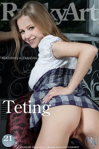 "Alexandra ""Teting"""