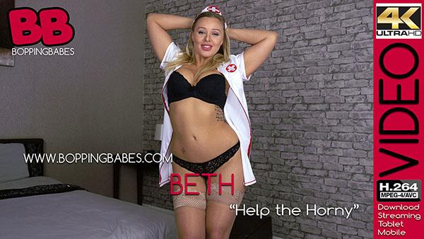 "Beth ""Help The Horny"""