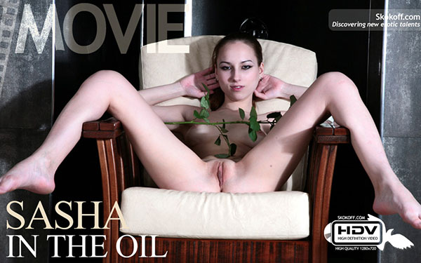 "Sasha ""In The Oil"""