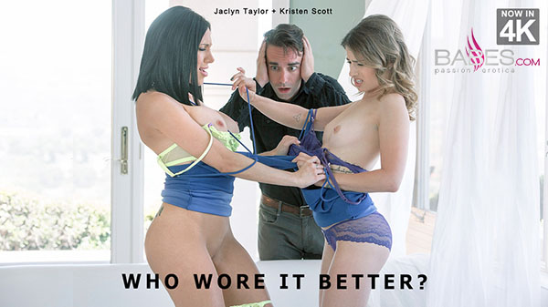 "Jaclyn Taylor & Kristen Scott ""Who Wore It Better?"""