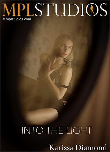 """Karissa Diamond """"Into the Light"""""""