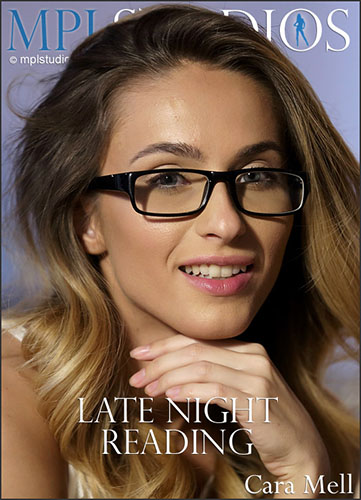 "Cara Mell ""Late Night Reading"""