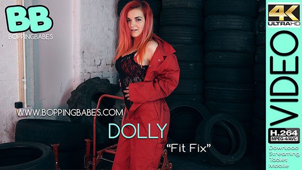 """Dolly """"Fit Fix"""""""