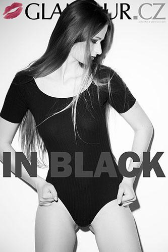 """Monika """"In Black"""""""