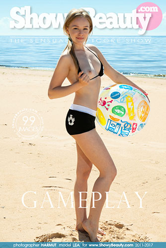 "Lea ""Gameplay"" - Girlsdelta"