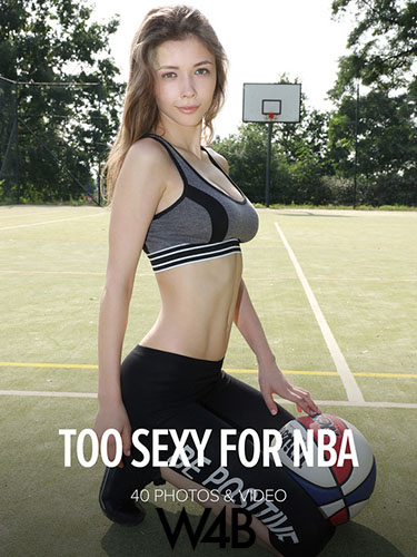 "Milla ""Too Sexy For NBA"""