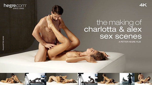 "Charlotta ""The Making of Charlotta and Alex's Sex Scenes"""