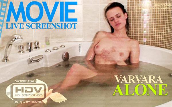 """Varvara """"Alone"""""""