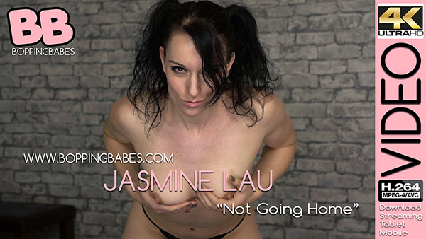 "Jasmine Lau ""Not Going Home"""