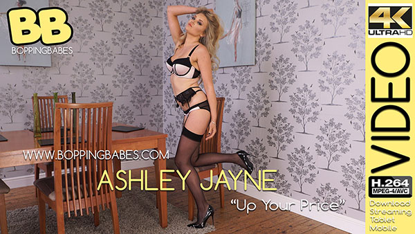 "Ashley Jayne ""Up Your Price"""