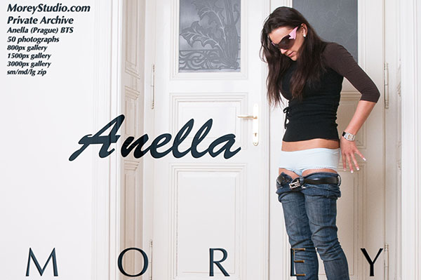 "Anella ""Behind The Scenes"""