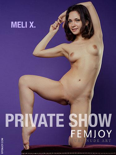 "Meli X ""Private Show"" - idols"