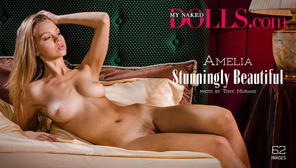 "Amelia C ""Stunningly Beautiful"""