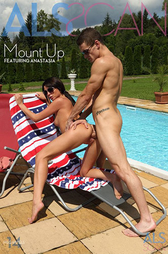 "Anastasia ""Mount Up"""