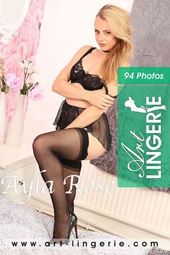 Ayla Rose Photo Set 7902