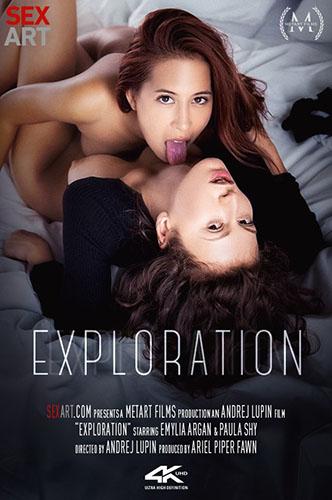 "Emylia Argan & Paula Shy ""Exploration"""